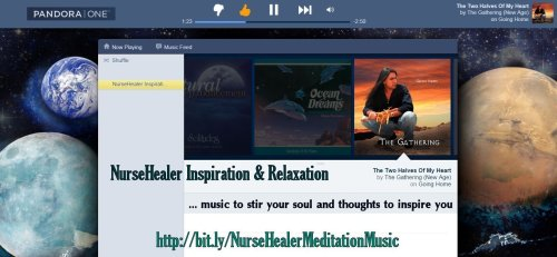 NurseHealer on Pandora