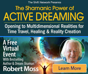FREE online event: Shamanic Power of Active Dreaming with Robert Moss
