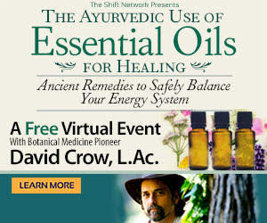 Ayurvedic Use of Essential Oils with David Crow