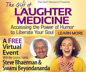The Gift of Laughter Medicine with Steve Bhaerman