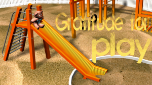 Gratitude Minute: Play