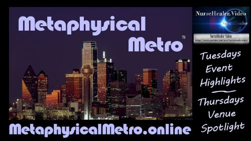 Metaphysical Metro events - MetaphysicalMetro.online